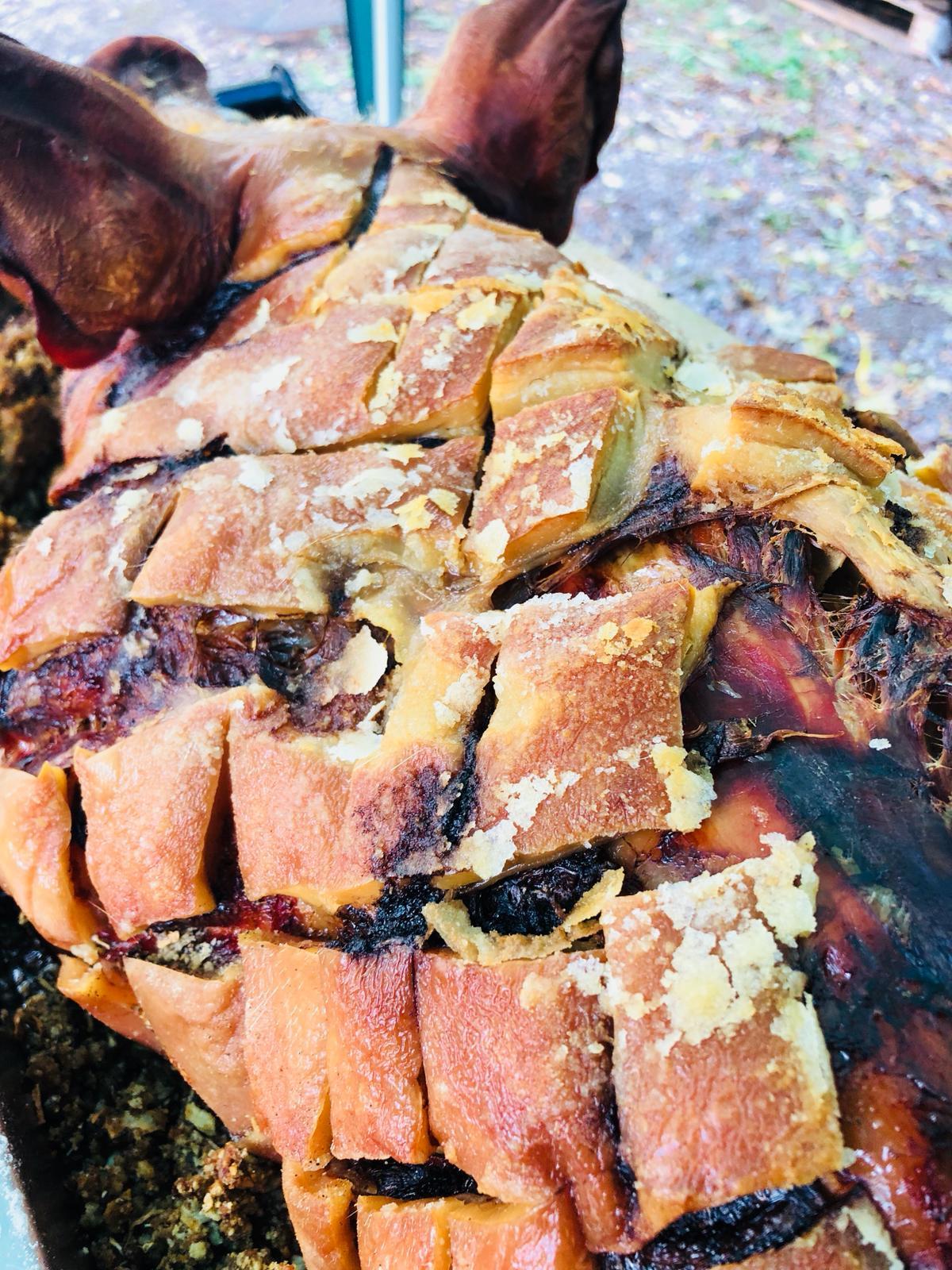 Hog Roast Penryn